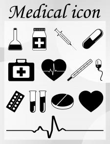 Медичні іконки
