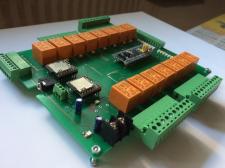 Универсальный контроллер для квест-комнат