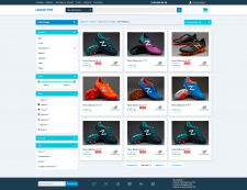 Спортмагазин / Sportshop e-commerce project