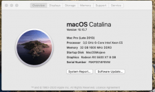 Настроенная  MacOS для разработки под ios