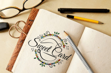 Sweet card (логотип)