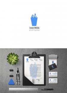 Фирменный стиль молочной компании Intermilk