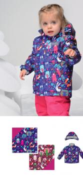 Принт для детской верхней одежды
