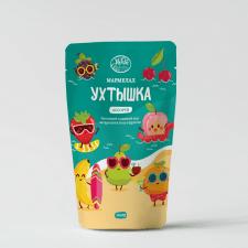 Дизайн упаковки для мармелада УХТЫШКА