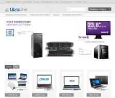 Интернет магазин LIBRAMARKET комп. Либра Лайн