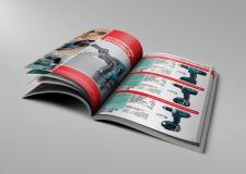 Дизайн технического каталога