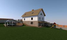 Реконструкция часного дома