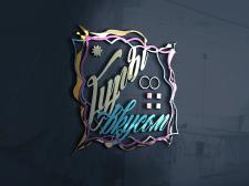 Мокап логотипа Туры со вкусом