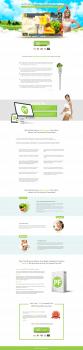 Landing Page — Paleo Factor