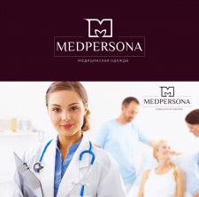 Логотип для магазина медицинской одежды
