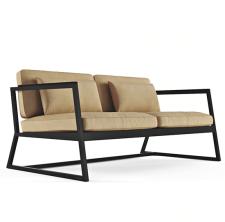 Разработка и визуализация дивана в стиле лофт