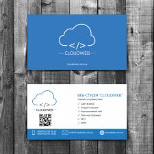 Визитки для CloudWeb