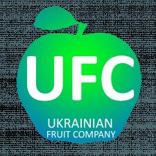Логотип для UFC (Ukrainian Fruit Company)