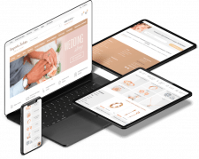 Дизайн и разработка сайта - Империя Золота