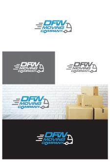 Логотип DFW