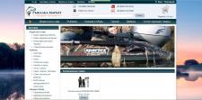 Интернет-магазин принадлежностей для рыбалки