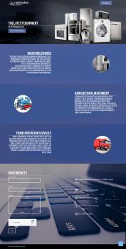 Netmatrix - сайт-визитка