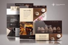 Разработка сайта кофейни
