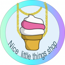 логотип для Nice little things shop