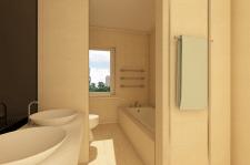 Дизайн и визуализация примера квартиры жилого дома