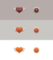 Дизайн иконок - сайты знакомств