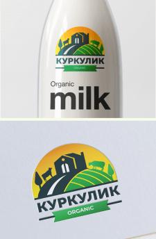 Логотип для производителя молочной продукции