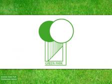 логотип Green Park