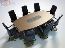 ORA Acciaio, Bernini, стол для переговоров