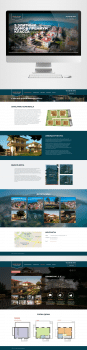 Дизайн сайта Olive Village