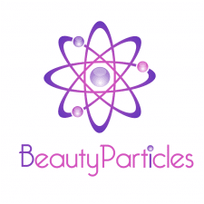 Логотип для конкурса beauty particles