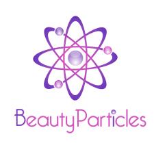 Логотип для конкурса beauty particles