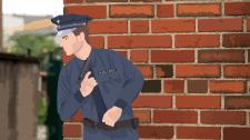иллюстрация, персонаж под анимацию