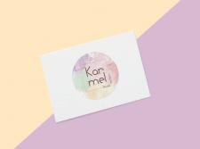 Логотип для кондитерской Karmel