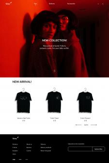 Онлайн-магазин одежды Sklep