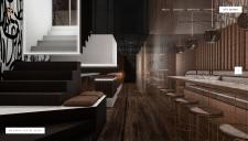 Сайт для дизайн студии Jana May Interiors