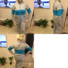 Моделирование и пошив спортивного костюма