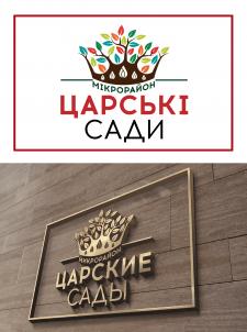 Логотип для ЖК