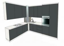 Проектирование и визуализация кухни