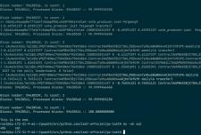 Перевод данных блокчейна в SQL-вид