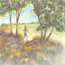 Каникулы в деревне