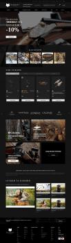 Разработка сайта Madhunt