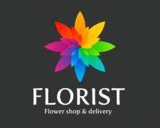 Логотип для флористики