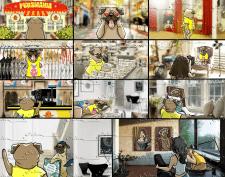 Комикс про мопса