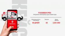 Заявки для франшизы по доставке еды.