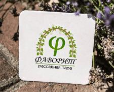 """Пример логотипа для организации """"Фаворит"""""""