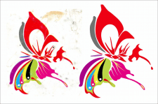 обрисовка изображений в векторный формат