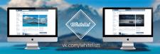 Совмещенная аватарка для паблика Whitelist.