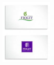 "Редизайн логотипа ТМ ""FIOLET"""