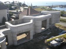 Проект гостевого дома на ул.Береговая