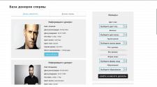 Плагин базы дноров для Wordpress